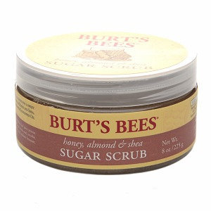 Burt's Bees Honey Almond & Shea Sugar Scrub