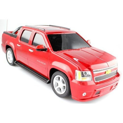 Shoprite 1:16 Licensed RC Remote Control Chevrolet Avalanche rc Car Truck(Colors May Vary)