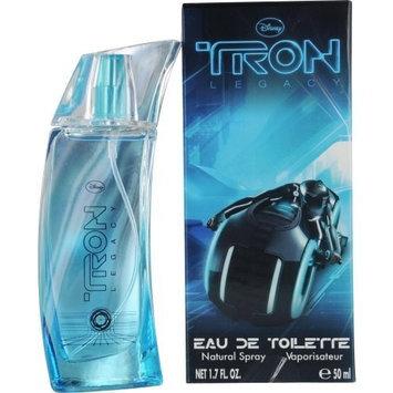 Disney Tron Legacy Light Cycle Eau De Toilette Spray for Men, 1.7 Ounce