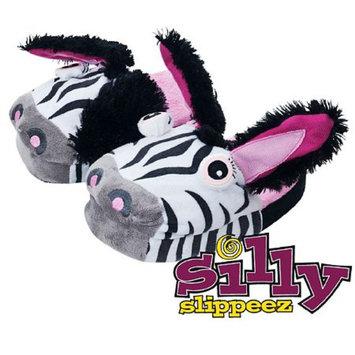 Silly Slippeez Zanny Zebra, XLarge, 1 ea