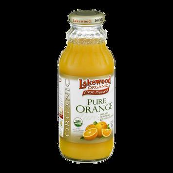 Lakewood Organic Fresh Pressed Pure Orange Juice