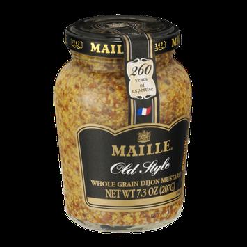 Maille Old Style Whole Grain Dijon Mustard