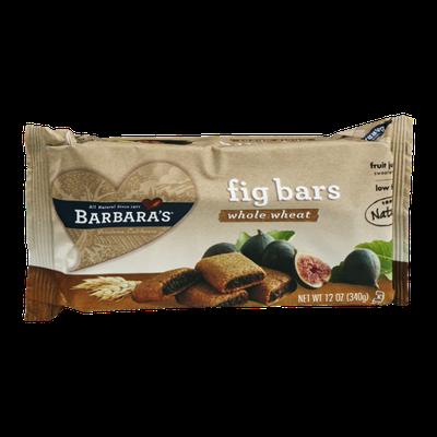 Barbara's Fig Bars Whole Wheat