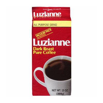 Luzianne : Dark Roast Pure Coffee