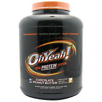 ISS Research OhYeah! Total Protein System - Chocolate Peanut Butter (4 lb)