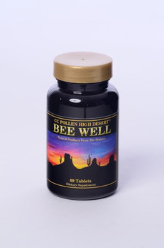 Bee Well 500mg CC Pollen 60 Tabs