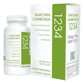Creative BioScience Creative Bioscience Garcinia Cambogia 1234 Dietary Supplement - 60