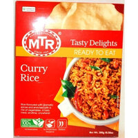 MTR Curry Rice, 8.9-ounce (Pack of 10)