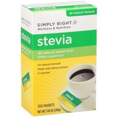 Members Mark Member's Mark Stevia All Natural Sweet Herb -200ct