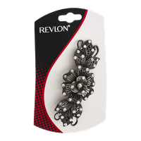 Revlon Perfect Style Metal Flower Barrette