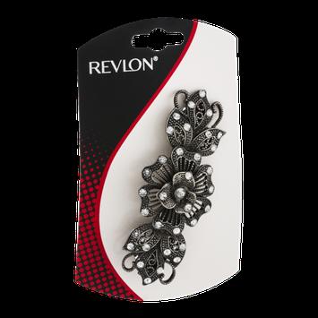 Revlon Perfect Style Metal Flower Barrette