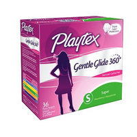 playtex tampons for beginners