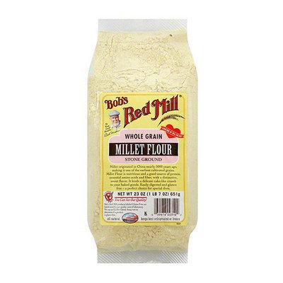 Bob's Red Mill Whole Grain Millet Flour Stone Ground