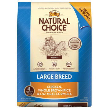 Nutro Natural Choice NUTROA NATURAL CHOICEA Large Breed Puppy Food