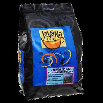 JavaNa Coffee Jamaican Blue Mountain Blend Whole Bean Coffee