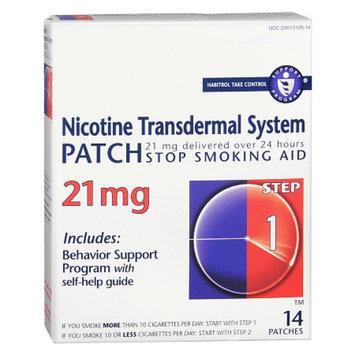 Habitrol Nicotine Transdermal System
