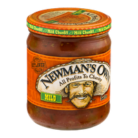 Newman's Own Mild Salsa