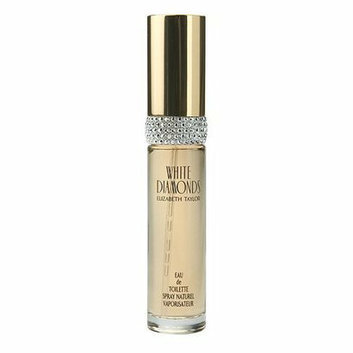 White Diamonds Women's  by Elizabeth Taylor Eau de Toilette - .5 oz