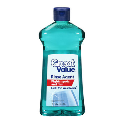 Great Value Rinse Agent 16 Fl Oz