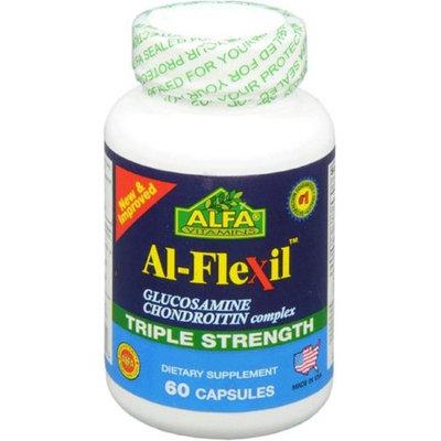 Alfa Vitamins ALFx90008 Alflexil 60 Capsules