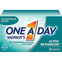 One A Day Women's Active Metabolism