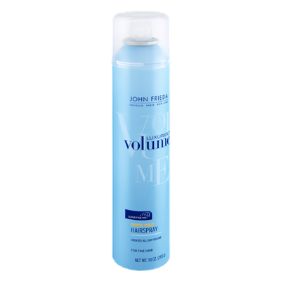 John Frieda Luxurious Volume Fine Hair Extra Hold Hairspray