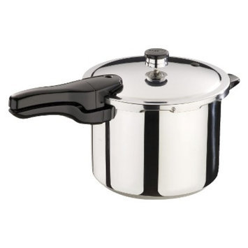 Presto 6-qt. Stainless Steel Pressure Cooker