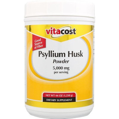 Vitacost Brand Vitacost Psyllium Husk Powder -- 5,000 mg per serving - 44 oz
