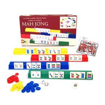 John N. Hansen Mah-Jong Plastic Game Set, Ages 12+, 1 ea