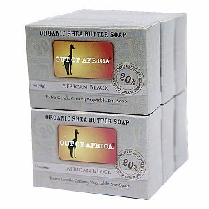 Out Of Africa Pure Shea Butter Mini Bar Soap