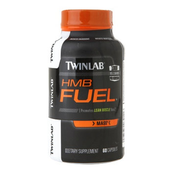 Twinlab Fuel HMB Fuel, Capsules, 60 ea
