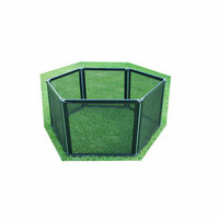 Kid Kusion Bundle-28  Play Safe Fence with 6 Panels (2 Pieces)