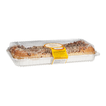Mila's European Bakery Coffee Cake Alligator Pecan