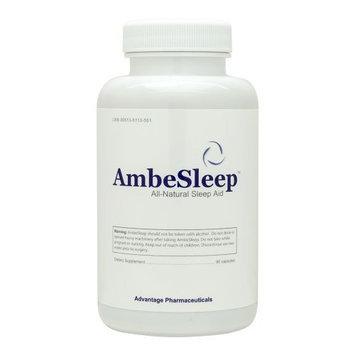 Ambesleep - Sleep Aid - Over the Counter Sleep Aid - Best Sleeping Pills - Get a Healthy Nights Rest