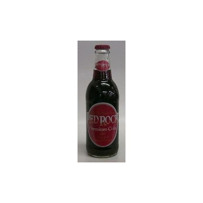 Red Rock Cola Red Rock Premium Cola Bottle