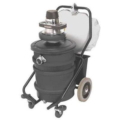 TORNADO 98699 Wet/Dry Vacuum,2.25 HP,16 gal, Commercial