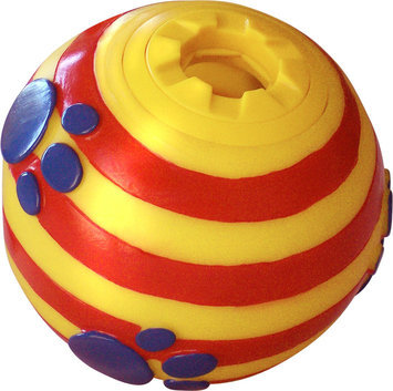Anima International Corp E Commerce Anima Treat Toy, Rolling Ball - ANIMA INTERNATIONAL CORP E COMMERCE