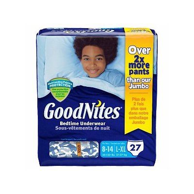 Goodnites Boys Youth Pants