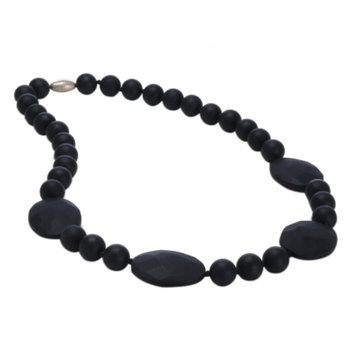 Chewbeads Perry Necklace, Black, 1 ea