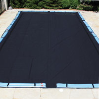 Doheny In Ground Pool Cover 8x8 Weave - Pool Size 16x32'