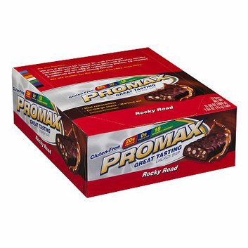 Promax Nutrition Protein Energy Bars Rocky Road