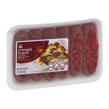 Ahold Chinese Brand Sausage - 6 CT