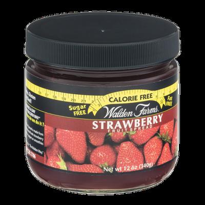 Walden Farms Strawberry Fruit Spread Calorie Free