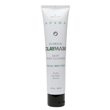Zion Health Seaweed ClayMask Deep Pore Cleanser, 4 fl oz