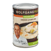 Wolfgang Puck Organgic Soup Chicken & Dumplings