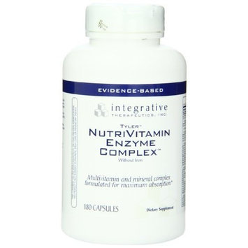 Integrative Therapeutic's Integrative Therapeutics Nutrivitamin Enzyme Complex without iron, 180 Capsules