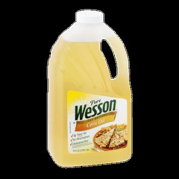 Pure Wesson Corn Oil 100% Natural