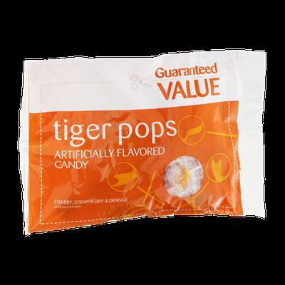 Guaranteed Value Candy Tiger Pops