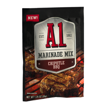 A.1. Marinade Mix Chipotle BBQ