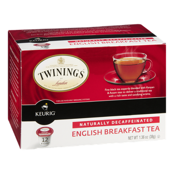 Twinings of London Keurig K-Cups English Breakfast Tea